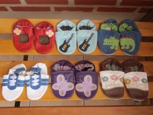 Zapatos gateo